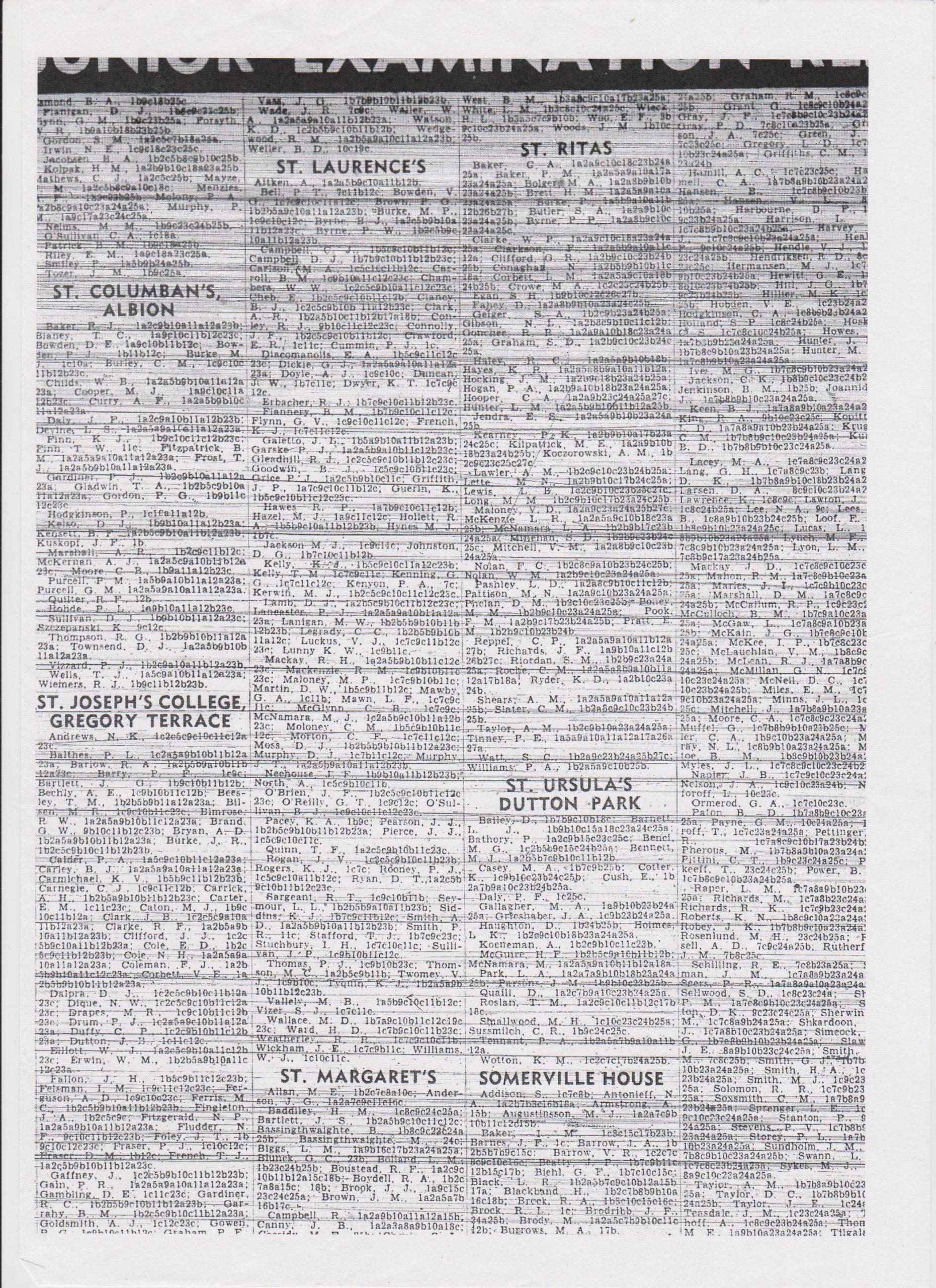 1959 Junior Results 05