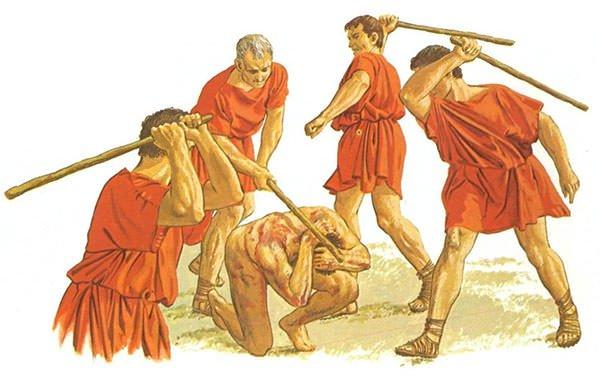 Roman Decimation