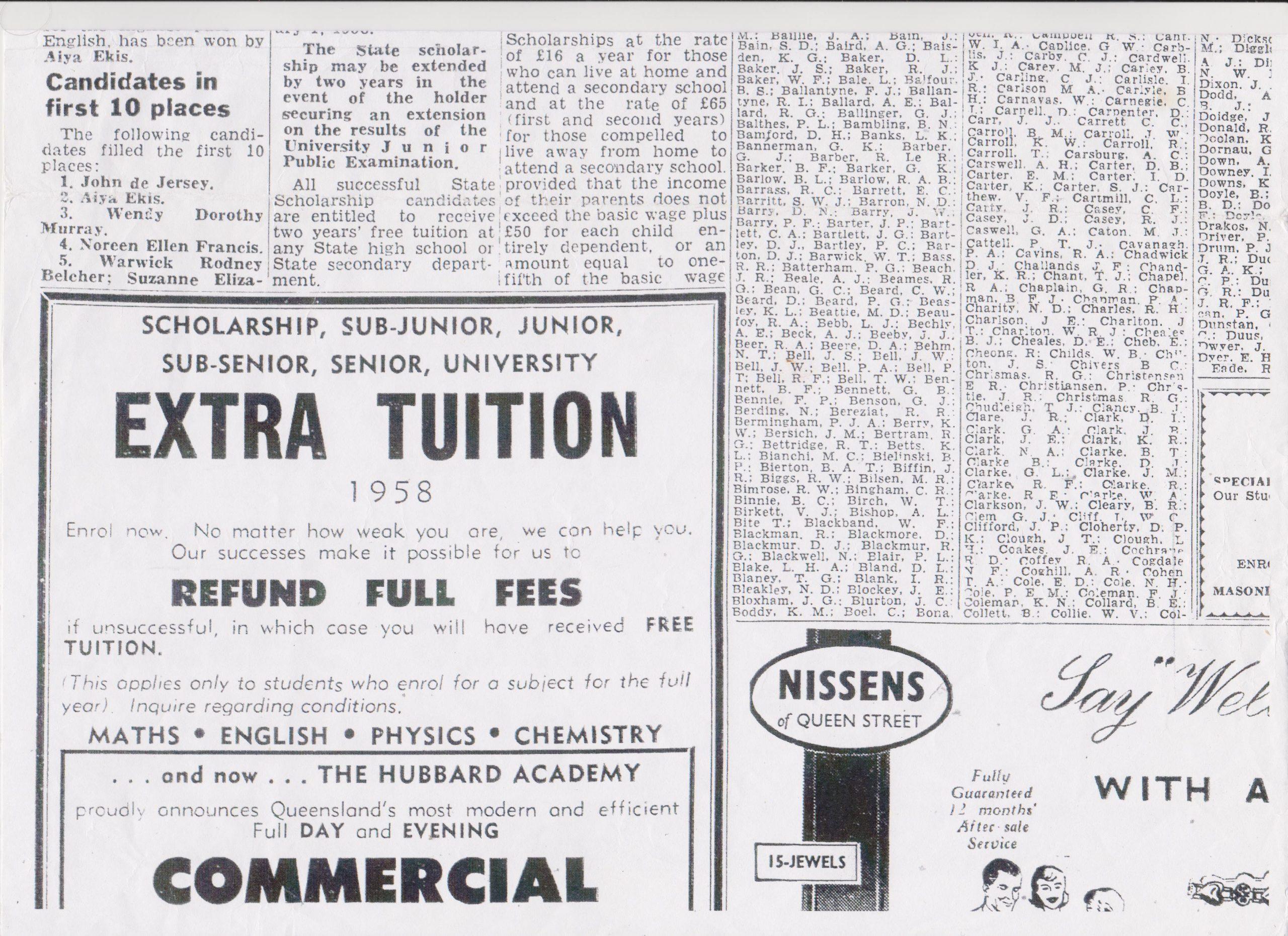 1957 Scholarship 02