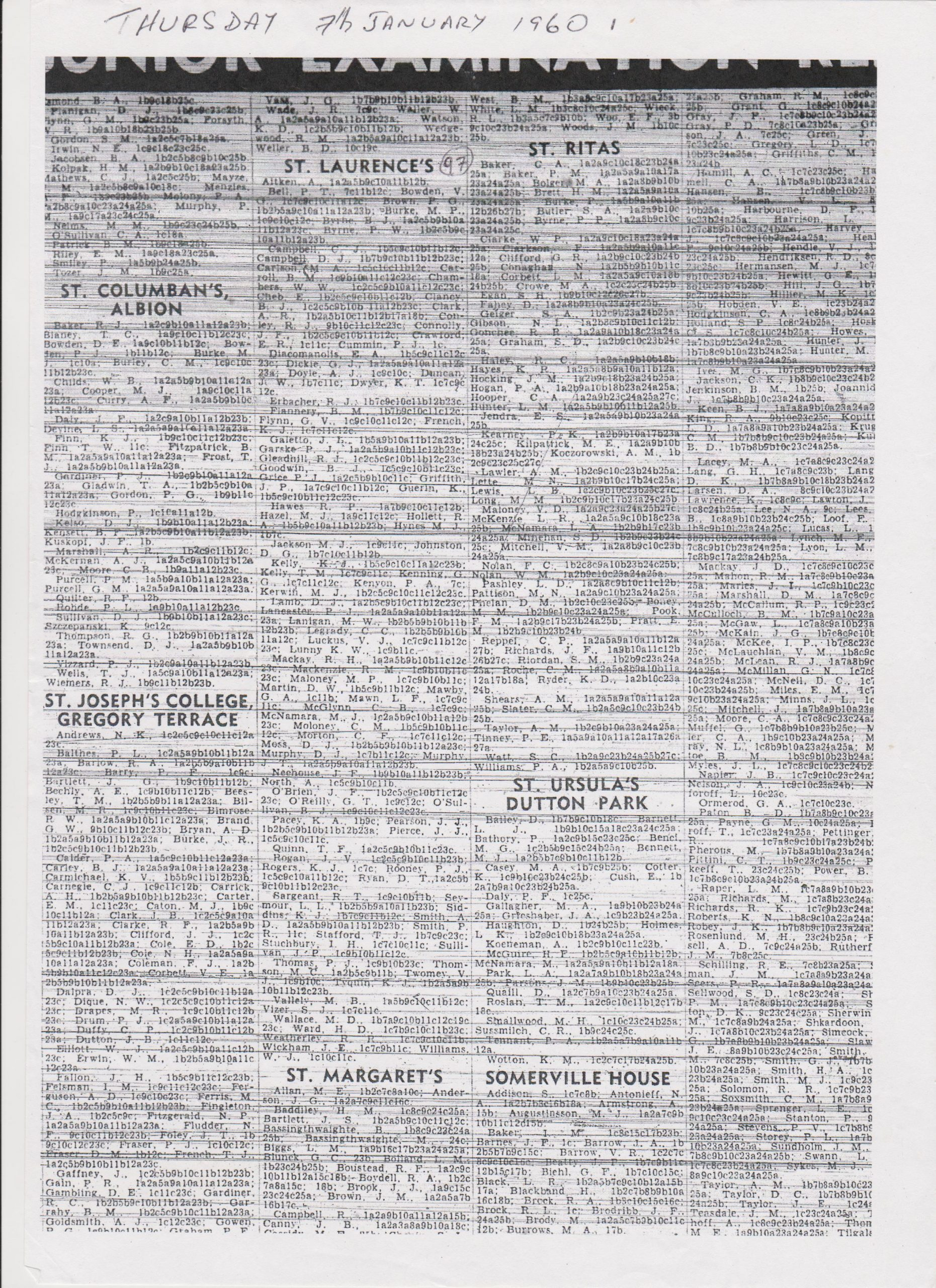 1959 Junior Results 06