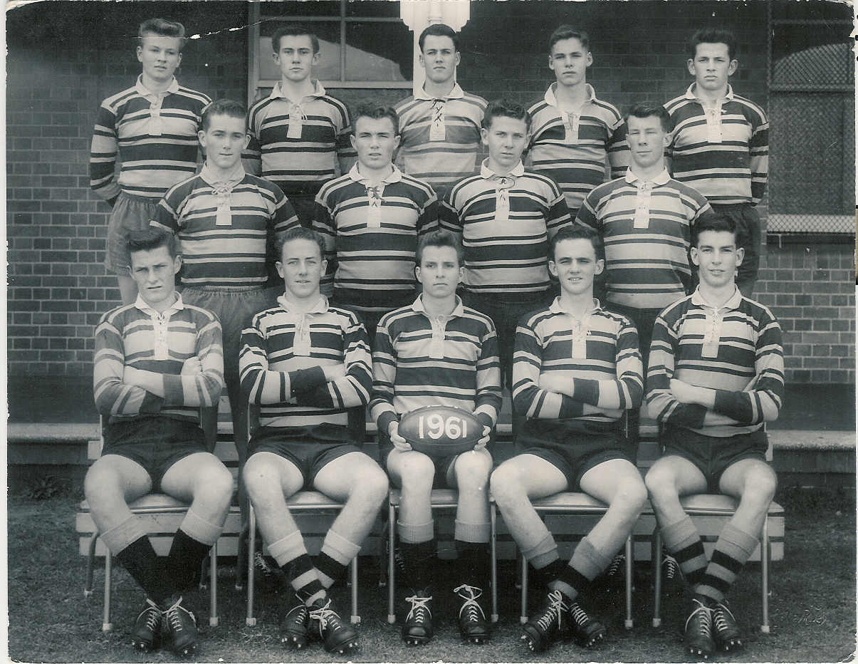 Rugby_Team_Second_15_1961
